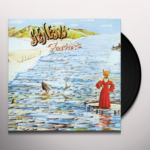 Genesis FOXTROT Vinyl Record - 180 Gram Pressing