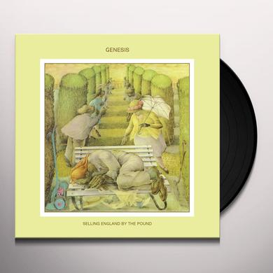 Genesis SELLING ENGLAND BY THE POUND Vinyl Record - 180 Gram Pressing