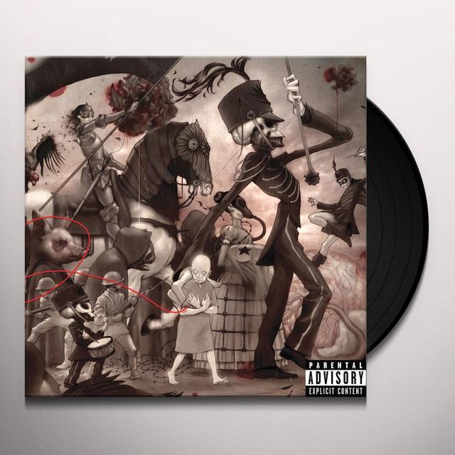 My Chemical Romance BLACK PARADE Vinyl Record