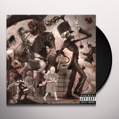 My Chemical Romance BLACK PARADE Vinyl Record