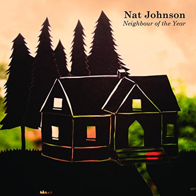Nat Johnson NEIGHBOUR OF THE YEAR Vinyl Record