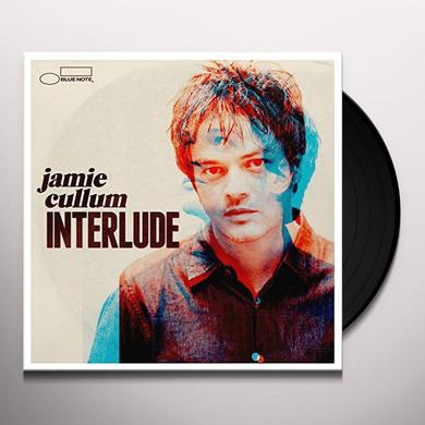 Jamie Cullum INTERLUDE Vinyl Record