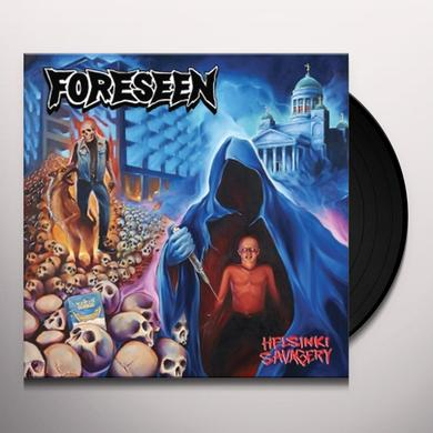 FORESEEN HKI HELSINKI SAVAGERY Vinyl Record