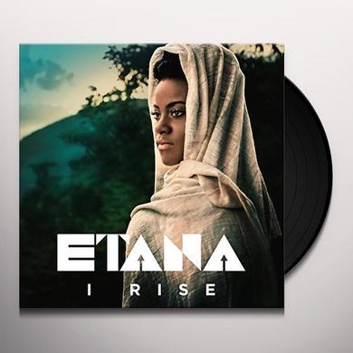 Etana I RISE Vinyl Record