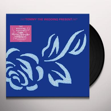 The Wedding Present TOMMY Vinyl Record