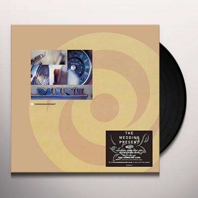 The Wedding Present MINI Vinyl Record - UK Import