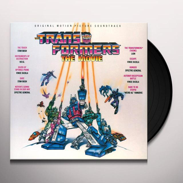 TRANSFORMERS: DELUXE EDITION / O.S.T. (HOL) (DLX) TRANSFORMERS: DELUXE EDITION / O.S.T. Vinyl Record