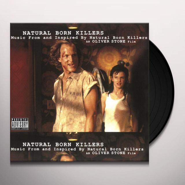 NATURAL BORN KILLERS: DELUXE EDITION / O.S.T. Vinyl Record