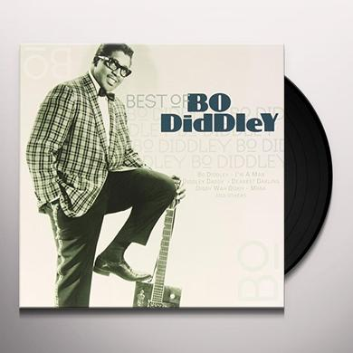 Bo Diddley BEST OF Vinyl Record - Holland Import