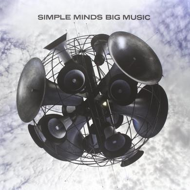 Simple Minds BIG MUSIC Vinyl Record