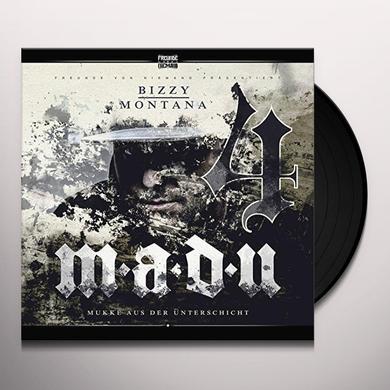 Bizzy Montana MADU 4 (GER) Vinyl Record