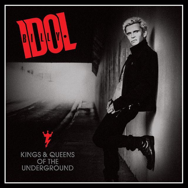 Billy Idol KINGS & QUEENS OF THE UNDERGROUND (GER) (Vinyl)