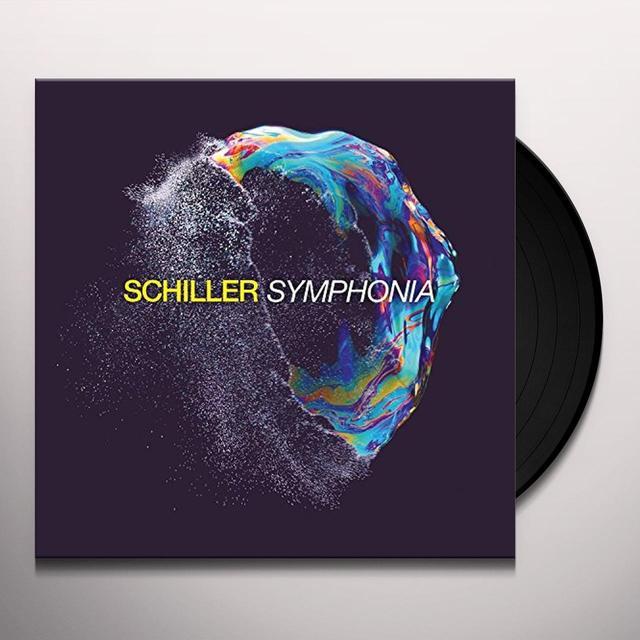 Schiller SYMPHONIA (GER) Vinyl Record