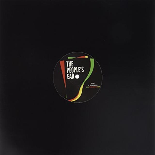 Busy Twist LABADI WARRIOR Vinyl Record