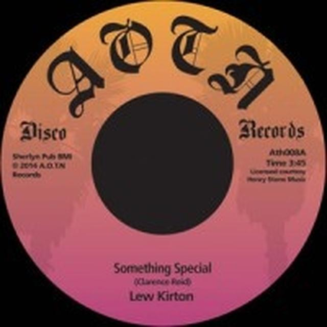 Lew Kirton SOMETHING SPECIAL Vinyl Record