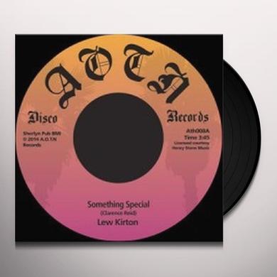 Lew Kirton SOMETHING SPECIAL Vinyl Record - UK Import