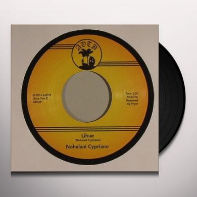 Nohelani Cypriano LIHUE Vinyl Record