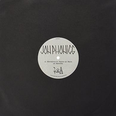 Jon Phonics ELEVATIONS Vinyl Record