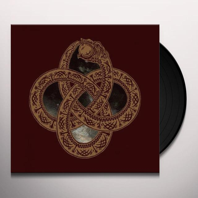 Agalloch SERPENT & THE SPHERE Vinyl Record - UK Release