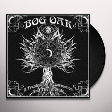 BOG OAK TREATISE ON RESURRECTION & THE AFTERLIFE Vinyl Record - UK Import