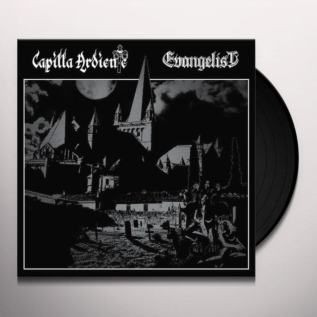 CAPILLA ARDIENTE / EVANGELIST Vinyl Record - UK Import