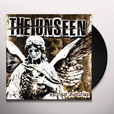 Unseen INTERNAL SALVATION Vinyl Record - UK Import