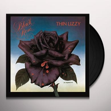 Thin Lizzy BLACK ROSE: A ROCK LEGEND Vinyl Record - Holland Import