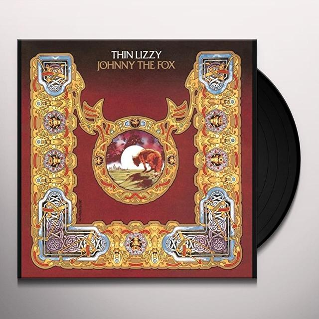 Thin Lizzy JOHNNY THE FOX (UK) (Vinyl)