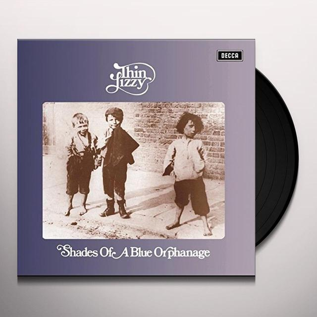 Thin Lizzy SHADES OF A BLUE ORPHANAGE (UK) (Vinyl)