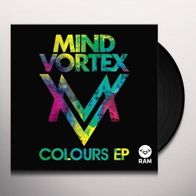 Mind Vortex COLOURS Vinyl Record - UK Import
