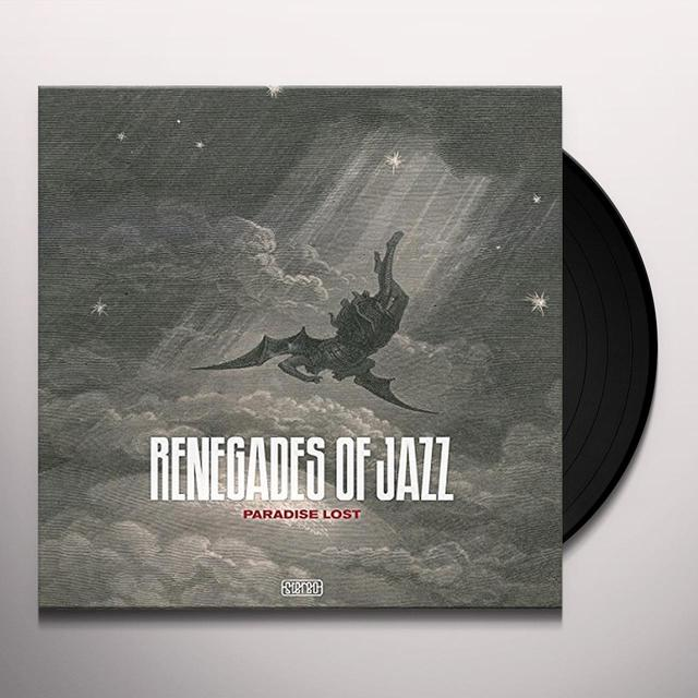 Renegades Of Jazz PARADISE LOST Vinyl Record - UK Import