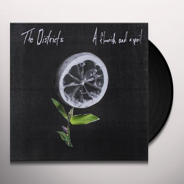 Districts FLOURISH & A SPOIL: LIMITED Vinyl Record - UK Import