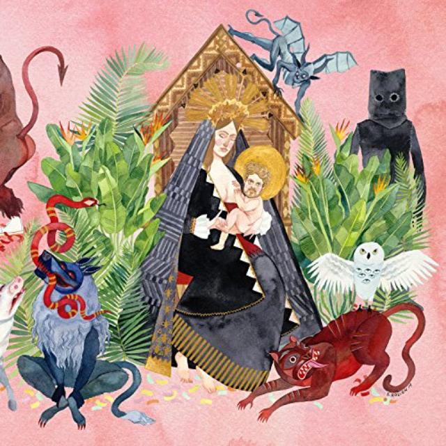 Father John Misty I LOVE YOU HONEYBEAR (UK) (Vinyl)