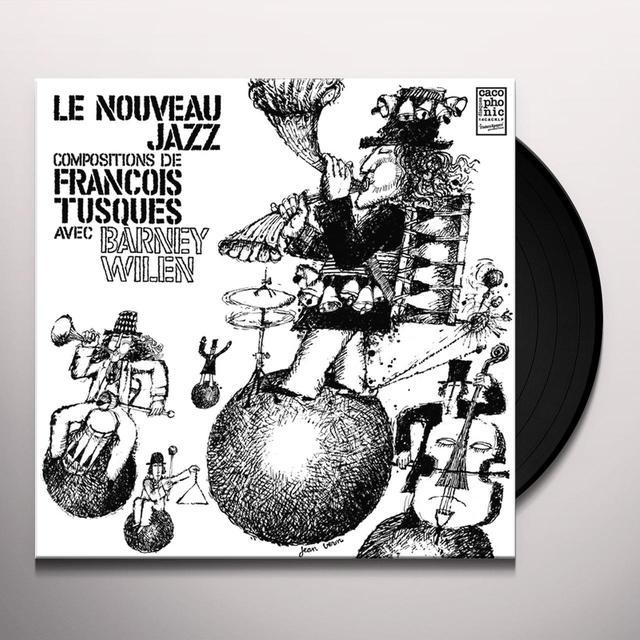 Francois Tusques LE NOUVEAU JAZZ (UK) (Vinyl)