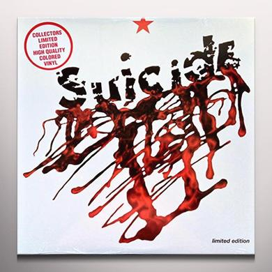 SUICIDE Vinyl Record - Colored Vinyl