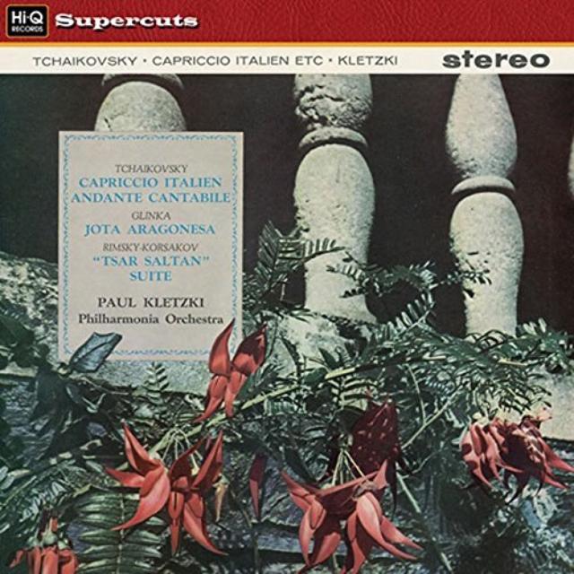 Tchaikovsky / Paul Kletzki & Philharmonia Orch