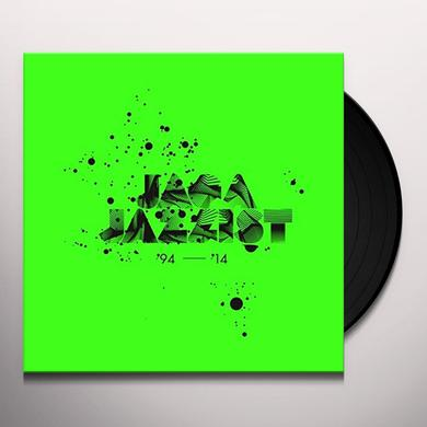 Jaga Jazzist 94-14   (WB) (WTWV) (BOX) Vinyl Record - Limited Edition, 180 Gram Pressing, Digital Download Included