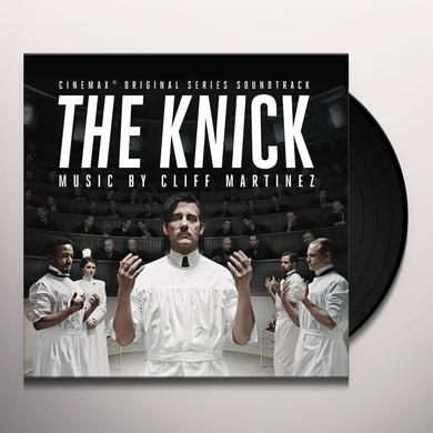 Cliff Martinez KNICK (ORIGINAL SERIES SOUNDTRACK) Vinyl Record