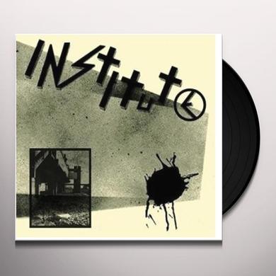 INSTITUTE EP Vinyl Record