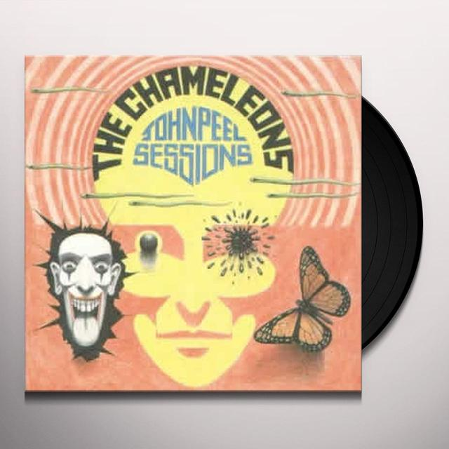 The Chameleons JOHN PEEL SESSIONS Vinyl Record - UK Release