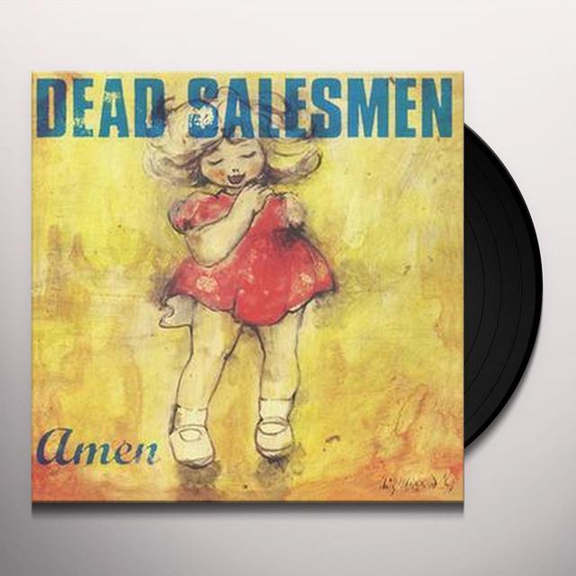 DEAD SALESMEN AMEN Vinyl Record - Australia Release