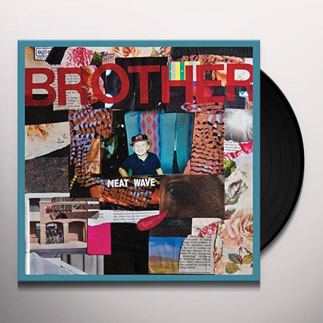Meat Wave BROTHER (UK) (EP) (Vinyl)