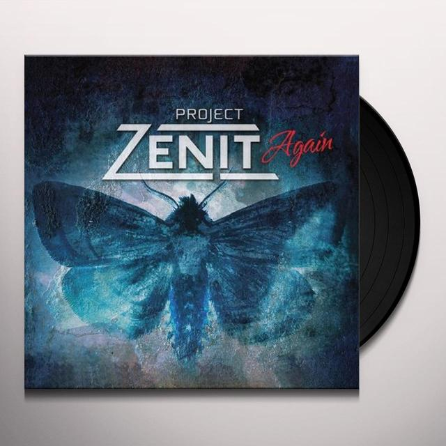 PROJECT ZENIT AGAIN Vinyl Record