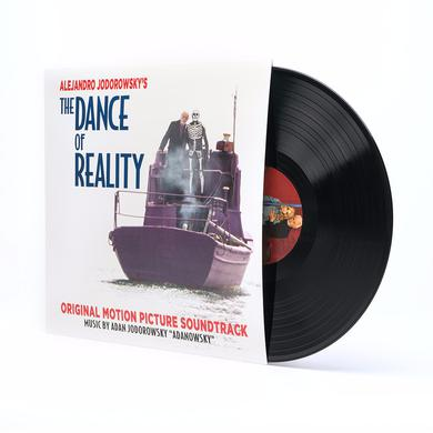 Alejandro Jodorowsky DANCE OF REALITY / O.S.T. Vinyl Record
