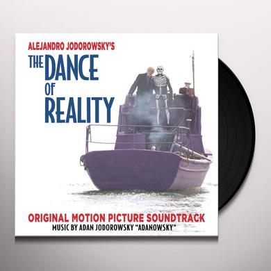 Alejandro Jodorowsky DANCE OF REALITY / O.S.T. Vinyl Record