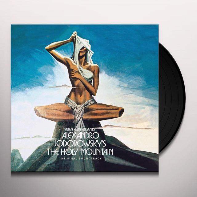 Alejandro Jodorowsky HOLY MOUNTAIN / O.S.T. Vinyl Record - Gatefold Sleeve