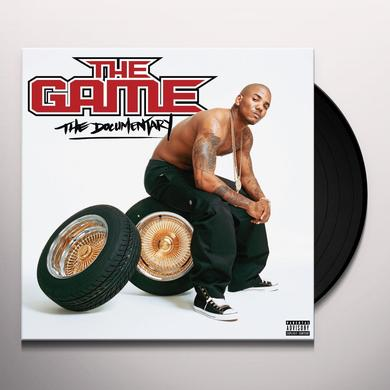 The Game DOCUMENTARY Vinyl Record