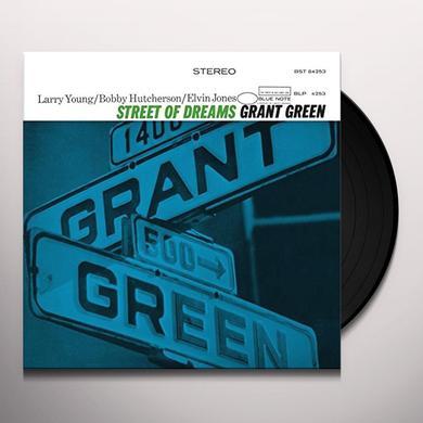 Grant Green STREET OF DREAMS Vinyl Record