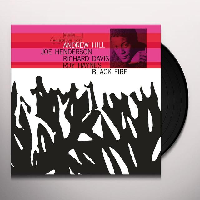 Andrew Hill BLACK FIRE Vinyl Record