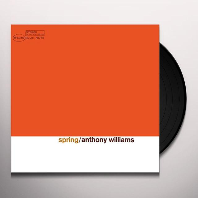 Anthony Williams SPRING Vinyl Record